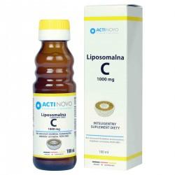 Liposomalna witamina C - sklep internetowy - 100 ml