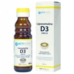 Liposomalna witamina D3 - sklep internetowy - 100 ml