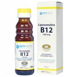 Liposomalna witamina B12 - sklep internetowy - 100 ml