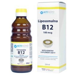 Liposomalna witamina B12 - sklep internetowy - 250 ml