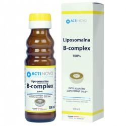 Liposomalna witamina B-Complex 100% - sklep internetowy - 100 ml