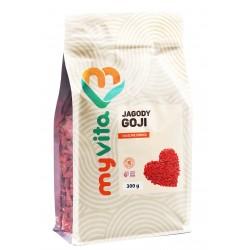 Jagody goji MyVita - sklep internetowy - 300g