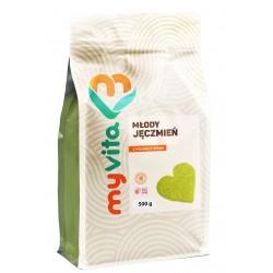 Młody jęczmień proszek MyVita - sklep internetowy - 500 g