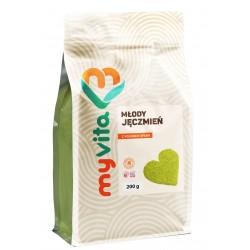 Młody jęczmień proszek Myvita - sklep internetowy - 200g