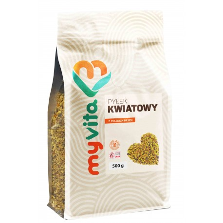 Pyłek kwiatowy MyVita - sklep internetowy - 500g