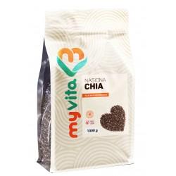 Nasiona Chia Myvita 100g - sklep internetowy