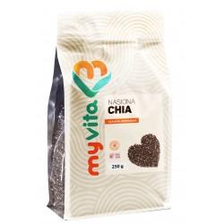 Nasiona Chia Myvita - sklep internetowy - 250g