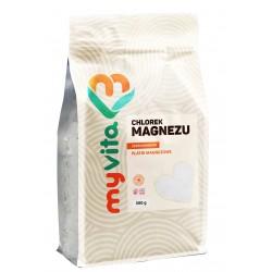 Chlorek magnezu - sklep internetowy - magnez 500g
