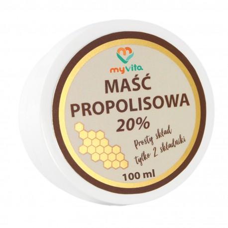 Maść propolisowa 20% MyVita 100ml