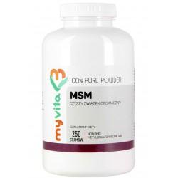 MSM Myvita proszek - 250 g - sklep internetowy