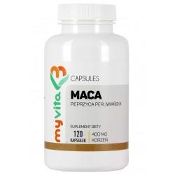 Maca Myvita 120 tabletek - sklep internetowy